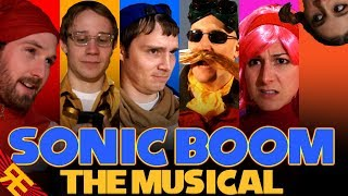 Download Sonic Boom the Musical - A Sonic the Hedgehog Song Video