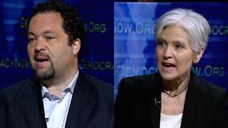 Download Part 1: Jill Stein vs. Ben Jealous: Should Progressives Reject Hillary Clinton & Vote Green? Video
