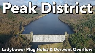 Download Peak District Cycling - Ladybower Plug Holes & Derwent Overflow Video