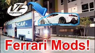 Download IT'S FINALLY HAPPENING! FERRARI SCUDERIA GOES TO GET MODS! Video