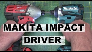 Download BOLTR: Makita Brushless Impact Driver Video