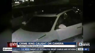 Download Southern Highland car break-ins caught on camera Video