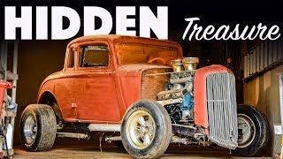 Download Hidden in the Basement for 30 YEARS - Hot Rod Hoarders Ep. 4 Video