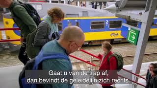 Download Alle stations toegankelijk voor blinden en slechtzienden Video