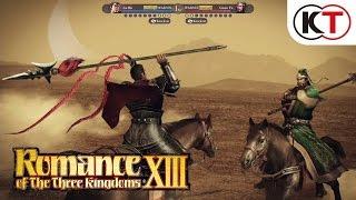 Download ROMANCE OF THE THREE KINGDOMS XIII - WARFARE GAMEPLAY Video