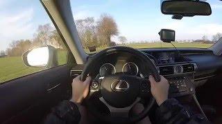 Download Lexus IS300H sound Video