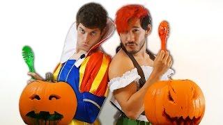 Download Pumpkin Carving Challenge Video