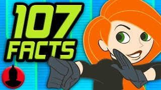 Download 107 Kim Possible Facts - (Tooned Up #225) | ChannelFrederator Video