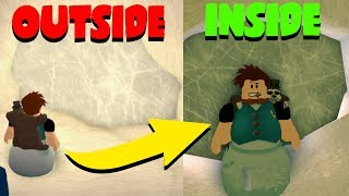 Download GETTING IN THE ICE CAVE! (Roblox Jailbreak) Video