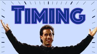 Download Jerry Seinfeld and Timing | Traits of the Greats Video