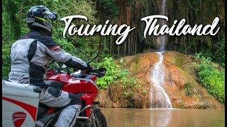 Download Touring Thailand / Ducati Multistrada 950 / MotoGeo Adventures Video