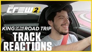 Download The Crew 2: LIVESTREAM - King of the Road Trip - Typical Gamer Track Reaction   Ubisoft [NA] Video