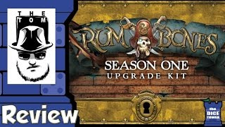 Download Rum & Bones: Second Tide Season One Upgrade Kit Review - with Tom Vasel Video
