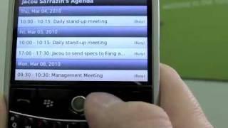 Download Tungle BlackBerry Beta tutorial Video