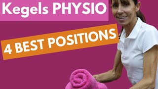 Download 4 Best Positions to do Kegel Exercises - Kegels Physical Therapy (for Beginners) Video
