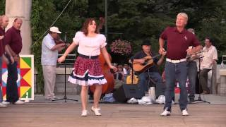 Download Appalachian Mountaineers at Shindig on the Green Video