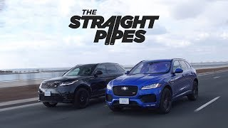 Download 2018 Range Rover Velar vs Jaguar F-Pace S Review - Luxury SUV Battle Video