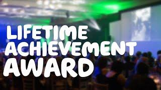Download 2019 Lifetime Achievement Award Winner - Thank you Video