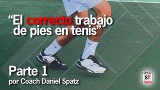 Download El Correcto Trabajo de Pies en Tenis - PARTE 1 Video