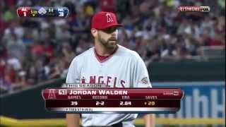 Download Jordan Walden throws five (5) consecutive 100 mph fastballs @MLB Video