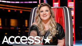 Download Kelly Clarkson Makes An Epic Debut On 'The Voice' | Access Video