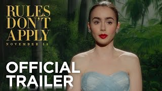 Download Rules Don't Apply | Official Trailer [HD] | Now on Digital HD, Blu-ray & DVD | 20th Century FOX Video