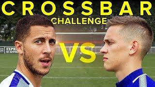 Download EDEN HAZARD Crossbar Challenge - WHO WINS? Video