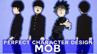 Download The Perfect Character Design of Mob from Mob Psycho 100 Video