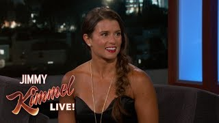 Download Danica Patrick on Boyfriend Aaron Rodgers, the Dalai Lama & Hosting the ESPYs Video