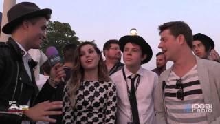 Download Interview: Sydney Sierota and Graham Sierota of Echosmith at AP Music Awards 2014 Video