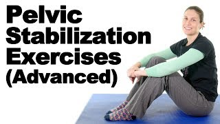 Download 7 Best Pelvic Stabilization Exercises (Advanced) - Ask Doctor Jo Video
