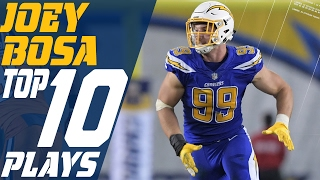 Download Joey Bosa's Top 10 Plays of the 2016 Season | NFL Highlights Video