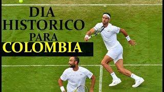 Download FARAH Y CABAL CAMPEONES DE WIMBLEDON 2019 | Historia en el Tenis Video