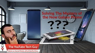 Download Another New Galaxy Phone Besides the Note 8 is Coming? Video