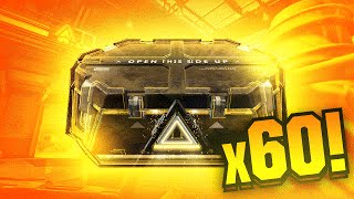 Download Hunt for AK47, M16 and Legendary Weapons! (Advanced Warfare 60x Supply Drop Opening Gameplay) Video