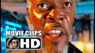 Download DEEP BLUE SEA Clips + Trailer (1999) Samuel L. Jackson Video