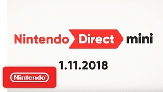 Download Nintendo Direct Mini 1.11.2018 Video