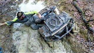 Download Sabine ATV Park | BIG MAN DOWN! Video