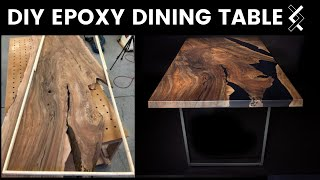 Download DIY Epoxy Dining Table—How to Woodworking—Part One of Two Video