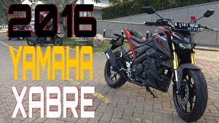 Download Test Ride 2016 Yamaha Xabre Video