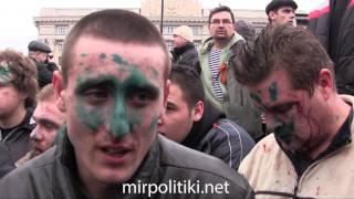 Download 1 марта 2014 года извинение бойцов «Правого сектора» (бандеровцев) перед харьковчанами Video