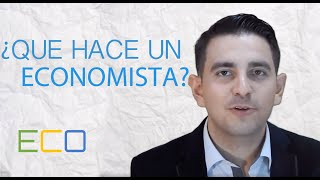 Download ECO ¿que hace un economista? Video