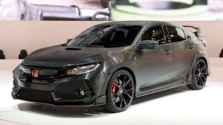 Download 2017 #Honda #Civic Type R #Concept 340 HP Video