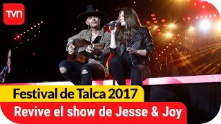 Download ¡Revive el romántico show de Jesse & Joy! | Festival de Talca 2017 Video