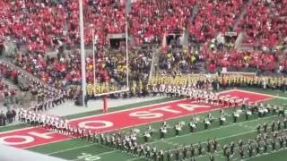Download Ohio State Marching Band enters the Horseshoe Video