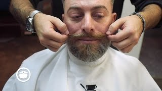 Download Silver Stache Trim | Cut and Grind Video