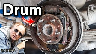 Download How to Replace Drum Brakes on Your Car Video