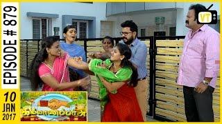Download Kalyanaparisu - Tamil Serial | Sun TV | Episode 879 | 10/01/2017 Video