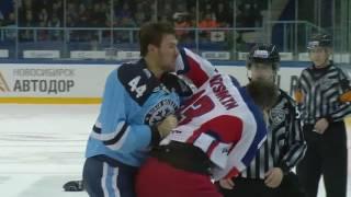 Download KHL Fight: Artyukhin KO's Nichushkin Video