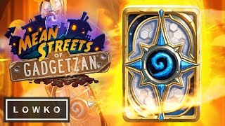 Download Hearthstone: Opening 60 Card Packs! (Mean Streets of Gadgetzan Expansion) Video
